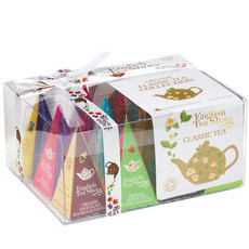 English Tea Shop - Organic Classic Tea Prism Collection