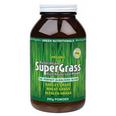 Green Nutritionals Supergrass Powder