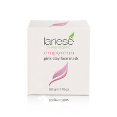 Lariese Empyrean Pink Clay Face Mask