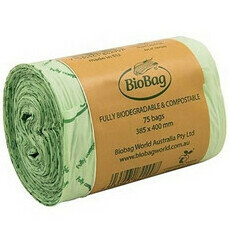 BioBag Compostable Bin Liners