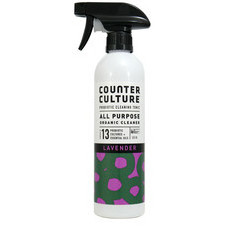 Counter Culture All Purpose Organic Cleaner - Lavender