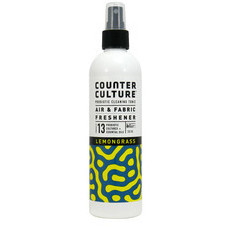Counter Culture Air and Fabric Freshener -  Lemongrass