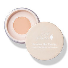 100% Pure Bamboo Blur Setting Powder - Medium