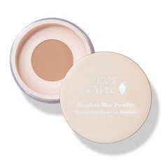 100% Pure Bamboo Blur Setting Powder - Tan