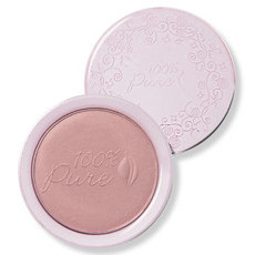 100% Pure Blush in Strawberry