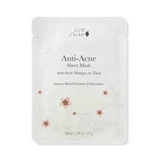 100% Pure Sheet Mask: Anti Acne