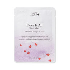 100% Pure Sheet Mask: Does It All