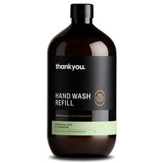 Thankyou Hand Wash - Botanical Lime & Coriander REFILL
