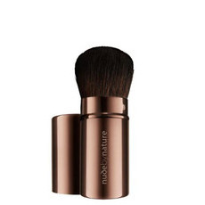 Nude By Nature Travel Brush