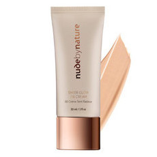 Nude By Nature Sheer Glow BB Cream - 02 Soft Sand