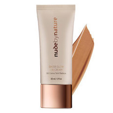 Nude By Nature Sheer Glow BB Cream - 05 Golden Tan