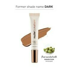 Nude By Nature Liquid Mineral Concealer - Dark