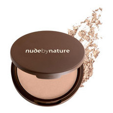 Nude By Nature Pressed Mineral Cover - Fair