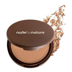 Nude By Nature Pressed Mineral Cover - Medium