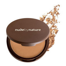 Nude By Nature Pressed Mineral Cover - Tan