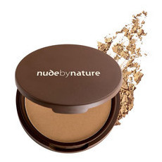 Nude By Nature Pressed Mineral Cover - Olive