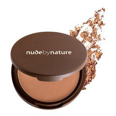 Nude By Nature Pressed Mineral Cover - Dark