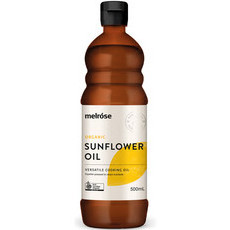 Melrose Organic Sunflower Oil