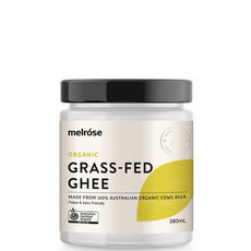 Melrose Organic Grass Fed Ghee
