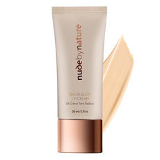 Nude By Nature Sheer Glow BB Cream - 01 Porcelain