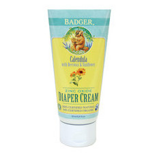 Badger Zinc Oxide Diaper Cream