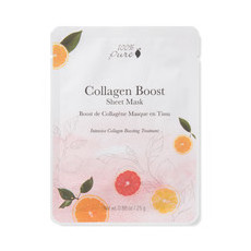 100% Pure Sheet Mask: Collagen Boost