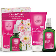 Weleda Gift Pack - Relax & Pamper