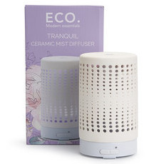 ECO. Modern Essentials Mistique Ceramic Mist Diffuser