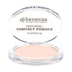 Benecos Natural Compact Powder - Fair