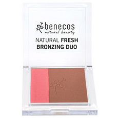 Benecos Natural Fresh Bronzing Duo - California Nights
