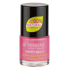 Benecos Happy Nails Nail Polish - Pink Forever