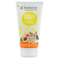 Benecos Natural Body Lotion - Apricot & Elderflower