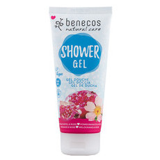 Benecos Natural Shower Gel - Pomegranate & Rose