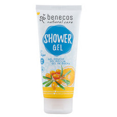 Benecos Natural Shower Gel - Sea Buckthorn & Orange