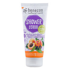 Benecos Natural Body Scrub - Apricot & Elderflower