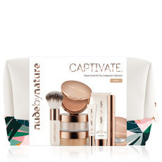 Nude By Nature Captivate Deluxe Good For You Complexion Collection