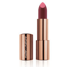 Nude By Nature Moisture Shine Lipstick - 07 Deep Plum