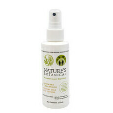 Nature's Botanical Spray Lotion