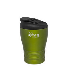 Cheeki 240ml Coffee Cup - Lime