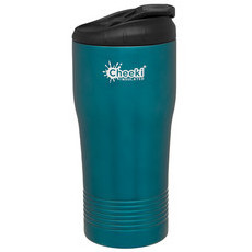 Cheeki 450ml Coffee Cup - Teal