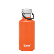 Cheeki Classic Insulated Bottle 400ml - Orange
