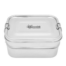 Cheeki Lunch Box 1 Litre - Double Stacker