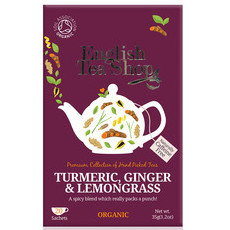 English Tea Shop Organic Turmeric, Ginger & Lemongrass