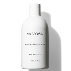 Ms BROWN Wool & Cashmere Wash - Eucalyptus