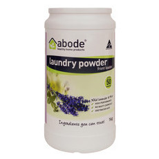 Abode Front & Top Loader Laundry Powder - Lavender & Mint