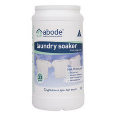 Abode Laundry Soaker High Performance