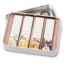 Luk Beautifood Lip Nourish Gift Tin - Perfect Nude & Neutral