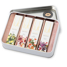 Luk Beautifood Lip Nourish Gift Tin - Pinks & Reds