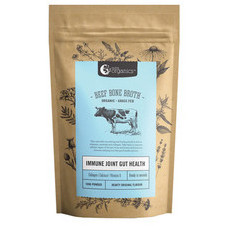 Nutra Organics Beef Bone Broth Powder - Hearty Original