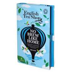 English Tea Shop No Brew Like Home Traveller Pack - Blue
